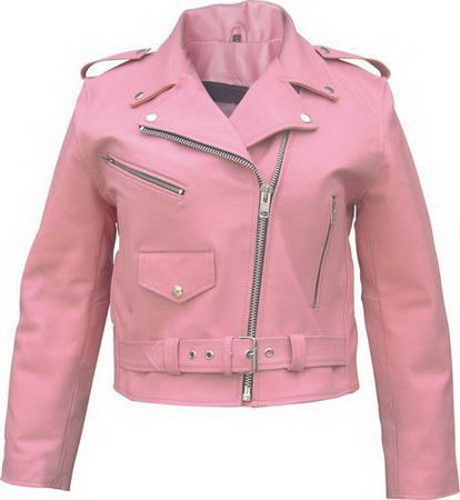 Ladies Basic M/C jacket